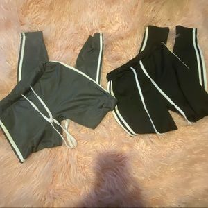 Pants - Workout pants 2 for $15 or $10 each